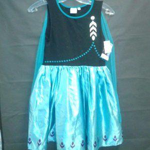 Girls' Disney Frozen Anna Epilogue Dress